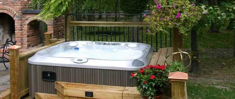 Hot Tub Electrical Installation